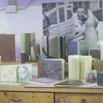 Erin Ciulla and Victoria DeBlassie Studio Visit