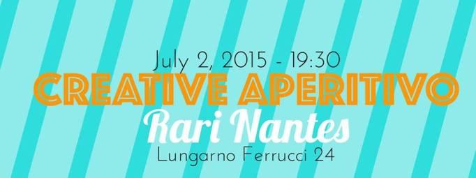 CreativeAperitivo Banner Rari Firenze