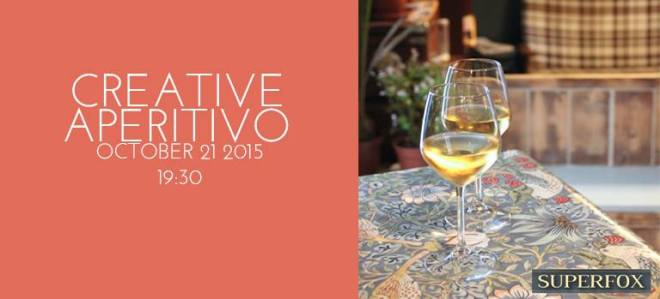 Creative Aperitivo at Superfox