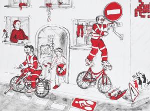 HOPPN - Divieto d'Accesso... Sauf Vélos