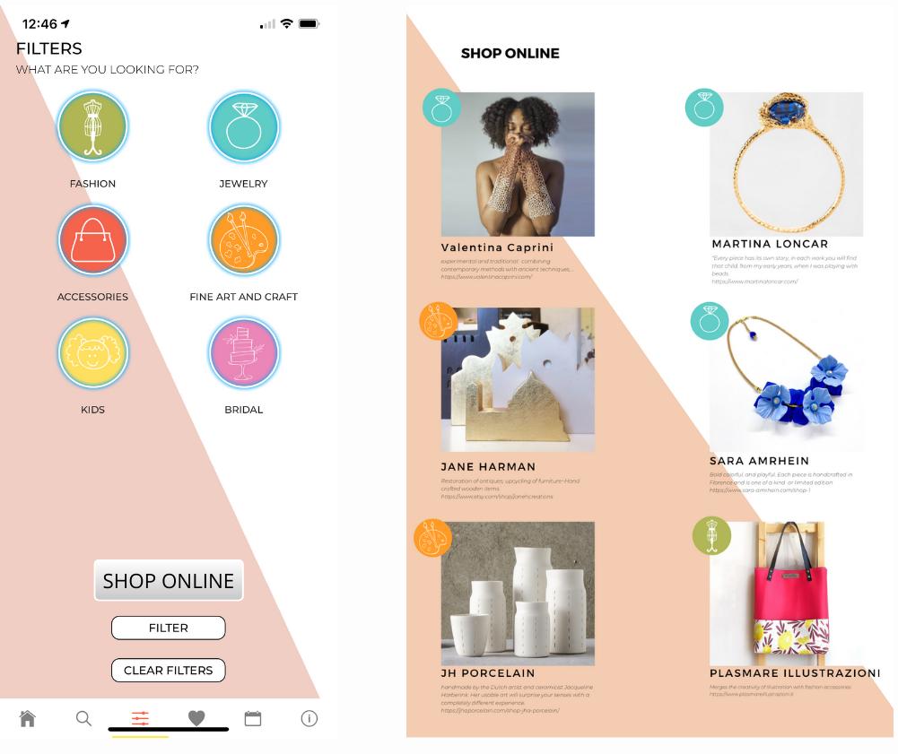 online shop filters copy