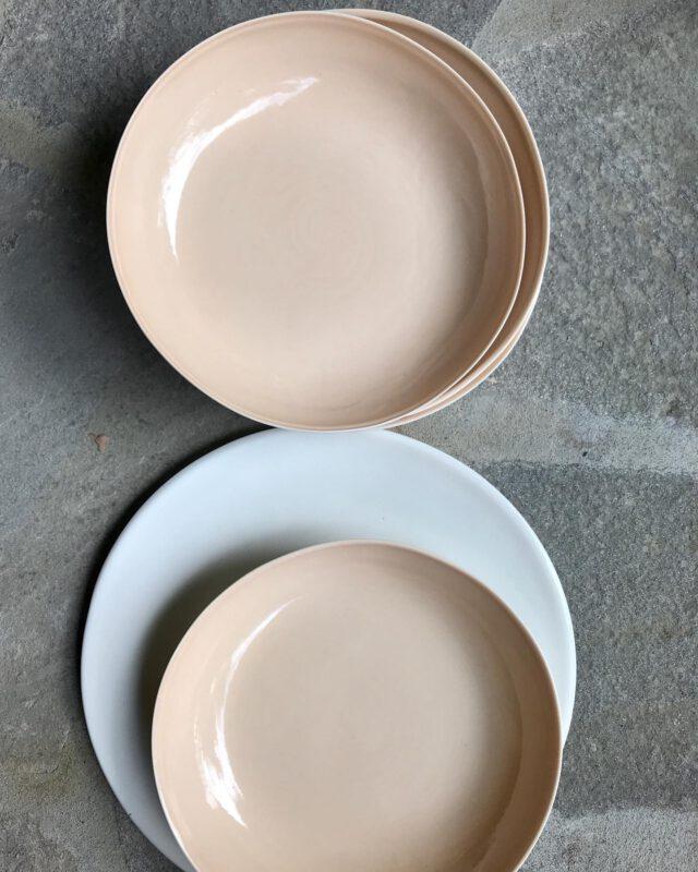 JHA Porcelain plates
