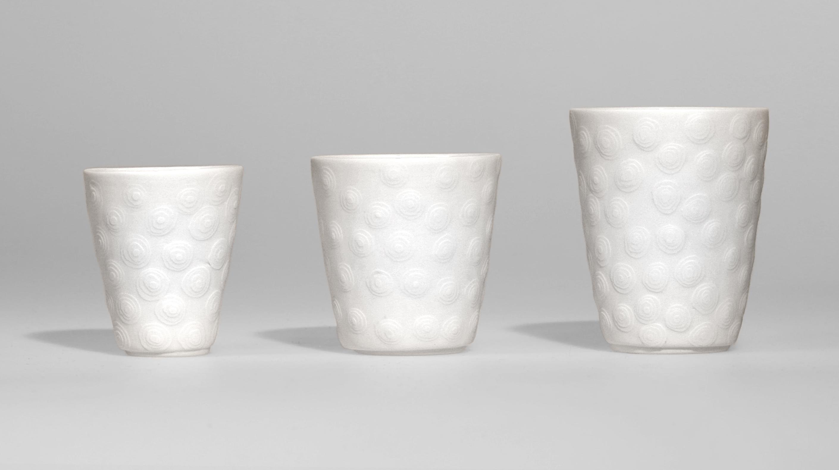 JHA Porcelain cups