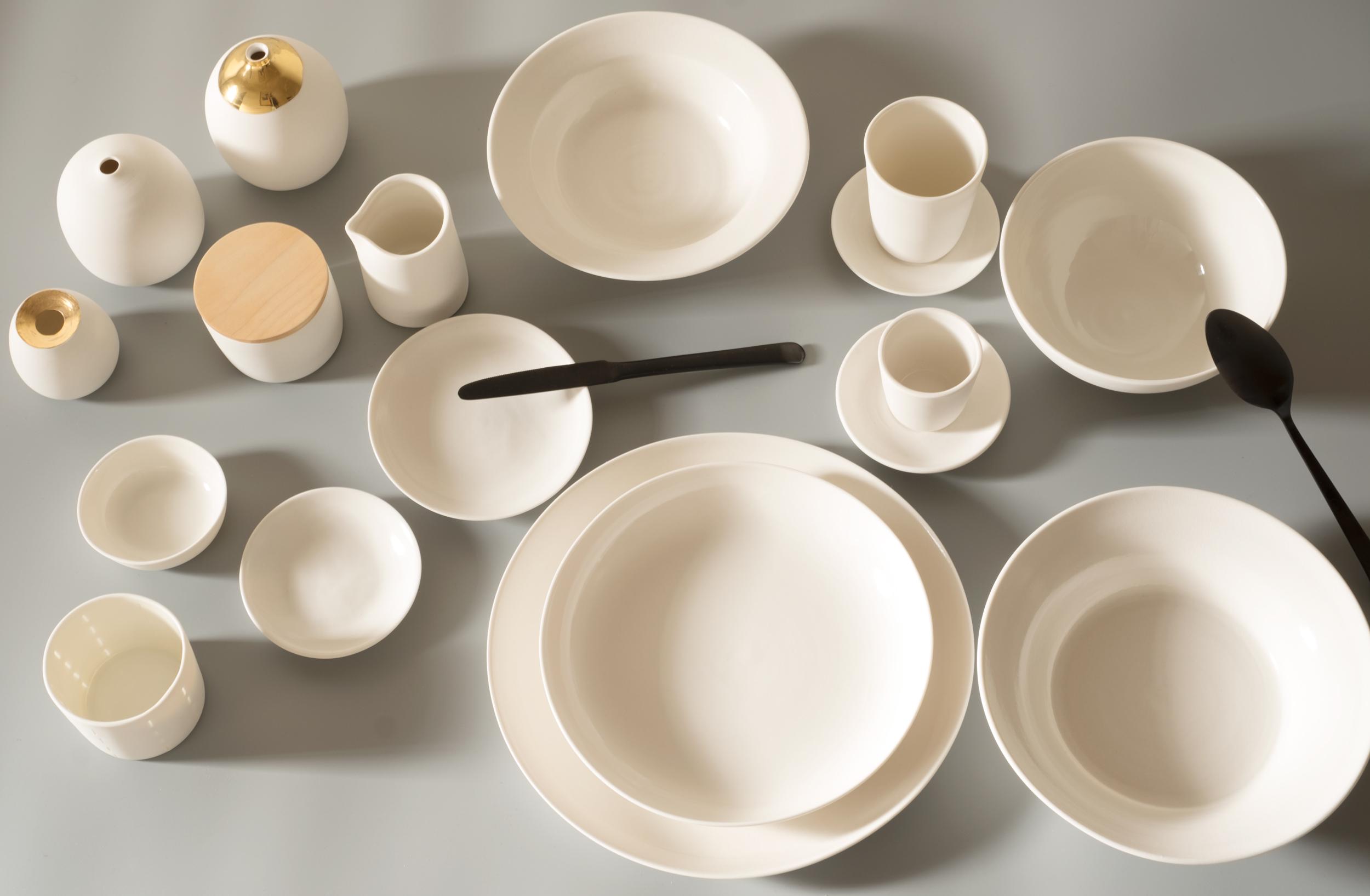 porcelain tableware JHA Porcelain