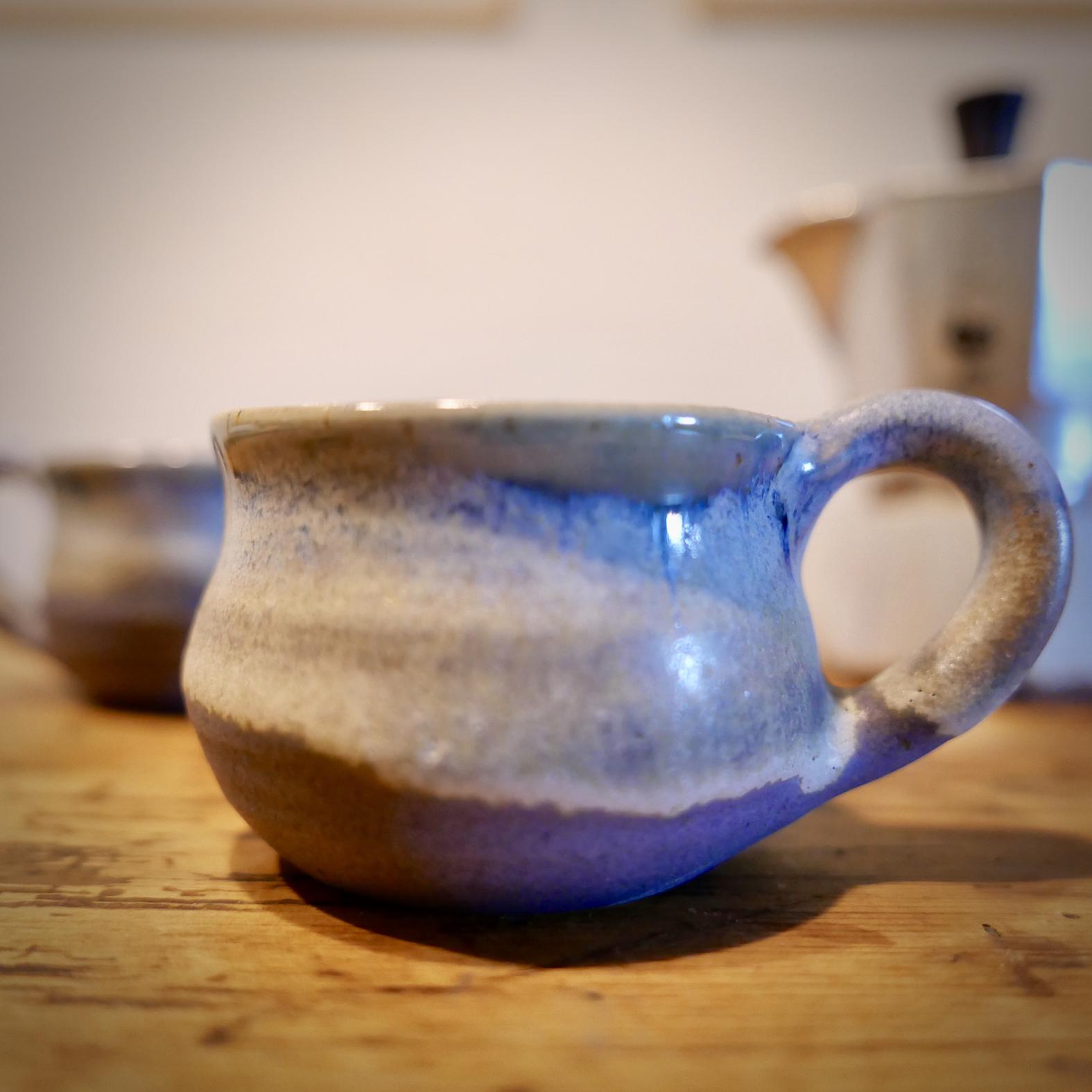 espresso pottery stoneware